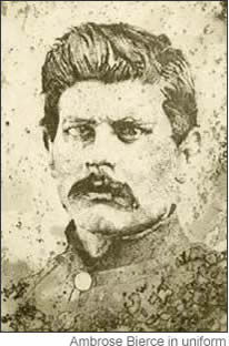 bierce in uniform